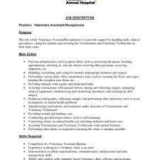 veterinary assistant resume sample licious veterinary assistant resume sample vet assistant duties veterinary assistant resume sample veterinary resume