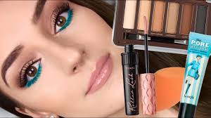 trying out new makeup first impressions wear test dejana pasic