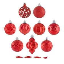 <b>Red</b> - Christmas Tree Decorations - <b>Christmas Decorations</b> - The ...