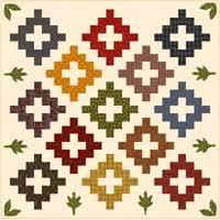 pioneer quilts   Album or Chimney Sweep Block Pattern: Pioneer ... & pioneer quilts   Album or Chimney Sweep Block Pattern: Pioneer Friendship  Quilt Adamdwight.com