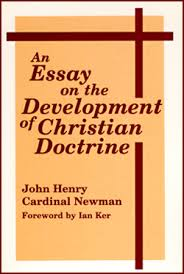 an essay on the development of christian doctrine books  p00628