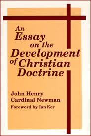 an essay on the development of christian doctrine books  p00628