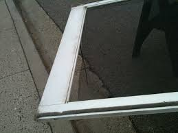 there are a few things you need to check on your porch screens in order to do a proper screen repair for the aluminum frame on the sliding screen doors to
