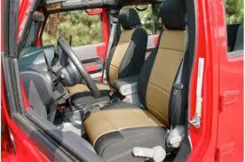 seat cover kit front neoprene black