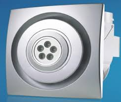 ceiling exhaust fan with led light
