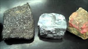 Sulfide Minerals A Few Sulphide Minerals Youtube