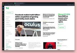Browser Design Image Opera Teases New Desktop Browser Design Techcrunch