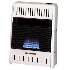 dual fuel blue flame ventless wall heater 10 000 btu