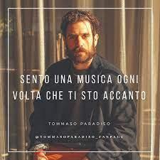 Tommaso paradiso (roma, 25 giugno 1983) è un cantautore, compositore e musicista italiano, noto per essere stato il frontman dei thegiornalisti. Tommasoparadisolive Instagram Posts Gramho Com
