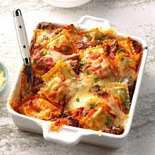 ravioli lasagna recipe how to make it