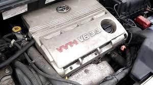 Toyota Sienna 2005 3MZ-FE 3.3V6 - YouTube