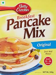 Betty Crocker Pancake Mix Original 500g Amazon Grocery