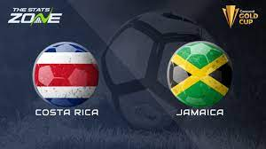 2021 CONCACAF Gold Cup Costa Rica vs ...
