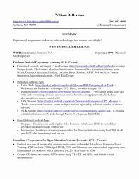Sample Of Resume With Caregiving Experiance For Grandchildren Lovely