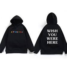 Aape Hoodie Size Chart 2019 2018 Travis Scott Astroworld Wish You Were Here Unisex Pullover Hoodie And Sweatshirt Different Size Pls See The Size Chart From Clothingsupreme