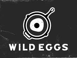 Wild Eggs Logo Version 1 By Cory Kelley On Dribbble