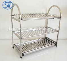 Dish Drying Rack Walmart Beauteous Living Room Stainless Steel Dish Drying Rack Stainless Steel Dish