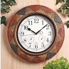 outdoor wall clock slate indoor outdoor wall clock 0 outdoor wall clocks large outdoor wall clock