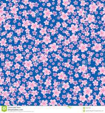 Bloemen Behang Naadloze Textuur Vector Illustratie Illustratie