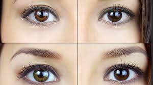 Dark Brown To Light Brown Eyes Air Optix Brown Pure Hazel For Dark Brown Eyes Review