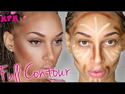 how to highlight contour for light skin tones mspreciousmarie