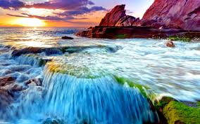 spectacular hd waterfall wallpapers to