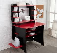 Study Table For Kids In Red And Black  Pinterest