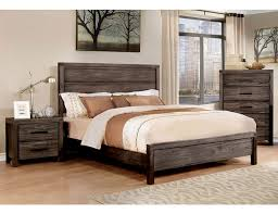 Industrial style bedroom furniture Modern Furniture Stores Los Angeles Barrison Industrial Style Bedroom Furniture