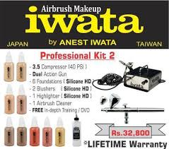 pare airbrush makeup systems makeup daily