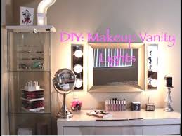 best lighting for makeup vanity. diy vanity mirror with lights for under 30 like girl hollywood youtube makeup pinterest diy vanities and best lighting e