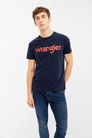 Wrangler T Shirt Logo Tee T Shirts Springfield Man Woman