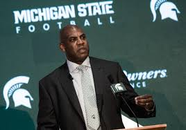 MSU football: Mel Tucker made fiery first impression with players