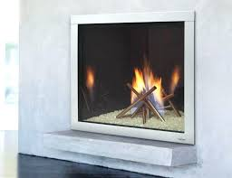 contemporary fireplace inserts gas modern ventless