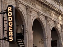 Richard Rodgers Theatre On Broadway In Nyc