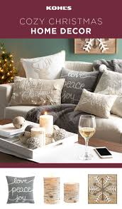 Welcome friends and family to your home this season with cozy winter home  decor. Color