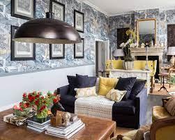Living room wallpaper ideas – pretty ...