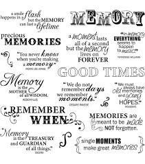 Fiskars Quotes Clear Stamps Good Times JOANN New Good Times Quotes
