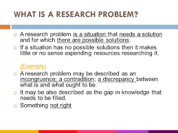 Research Problem Statement Examples Problems Statement Research Examples