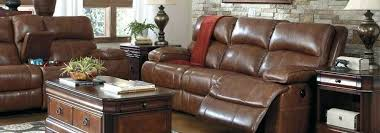 image of ashley leather living room furniture durablend sofa ashley leather living room set small
