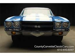 1970 Chevrolet El Camino for Sale on ClassicCars.com