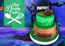 Fortnite Of Fun Welcome To Big Daddy Cakes