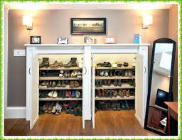 Shoe Rack Ideas For Garage Storage Small Closets Entryway