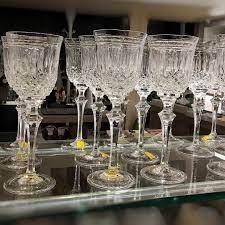 Mozart Cristais... Única! A nova marca de cristais com produção totalmente  artesanal e que traz na sua bagagem pr… | Cristais, Copos de cristal,  Ideias para cozinha