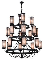 60 w nehring 20 lt three tier chandelier