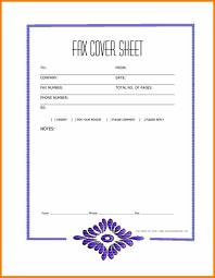 Resume Fax Cover Sheet Resume Fax Cover Sheet Fiveoutsiders 17