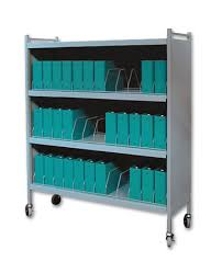 Chart Racks For Medical Records Mobile Chart Racks Rhino Tuff Guarantee Chart Pro Systems