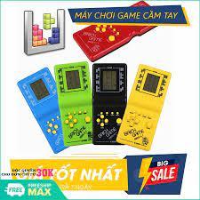 Máy Chơi Điện Tử Cầm Tay Huyền Thoại Brick Game - Máy Trò Chơi Điện Tử Siêu  Kinh Điển Brick Game - Máy chơi game cầm tay