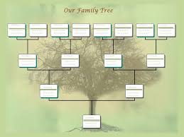my family tree template 20 best free family tree templates images on pinterest family tree