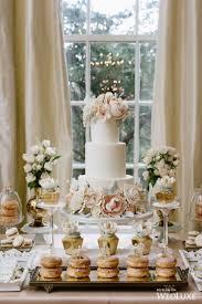 Elegant Wedding Dessert Table Ideas