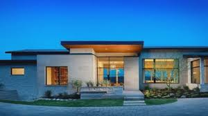 28 single story modern house plans design home